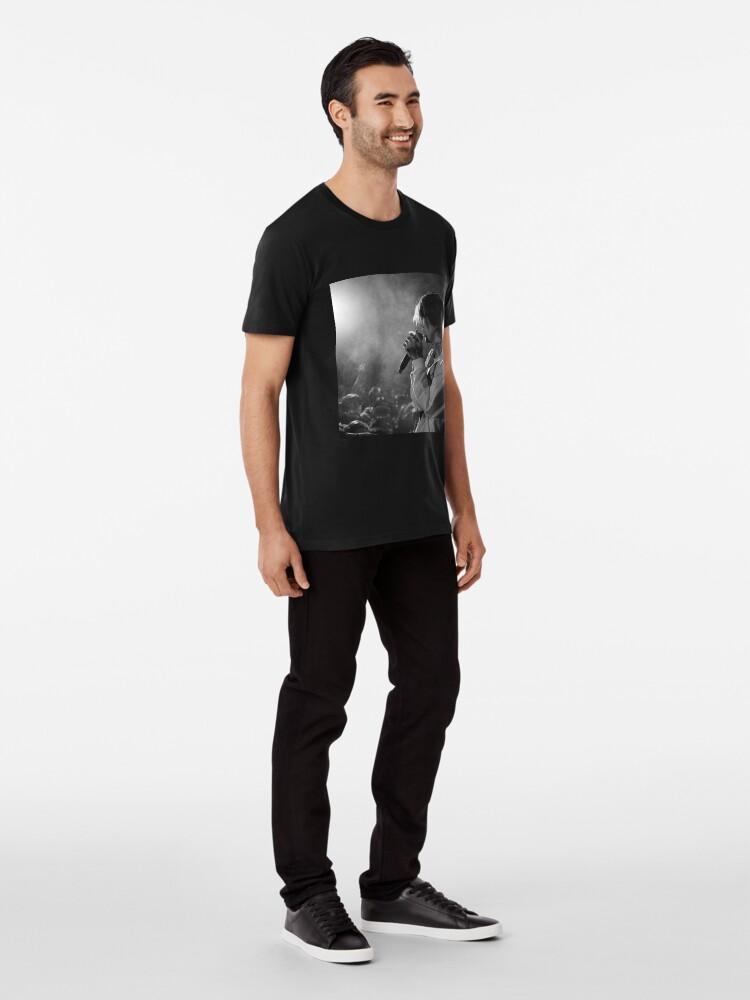 Alternate view of Lil Peep Performance Premium T-Shirt