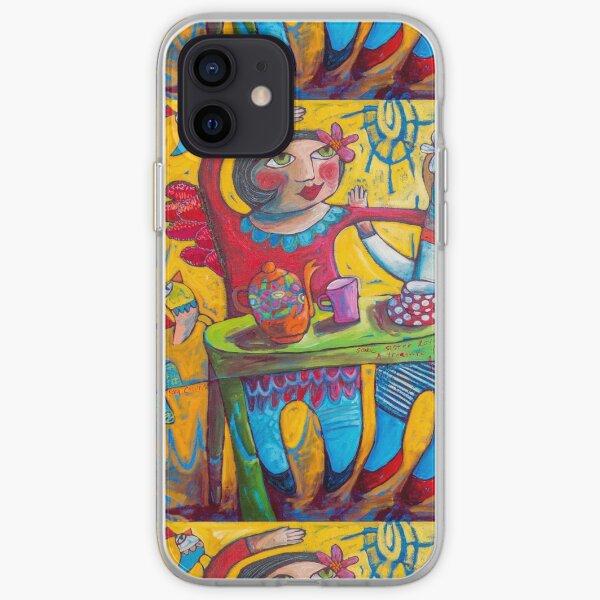 A Treasure iPhone Soft Case