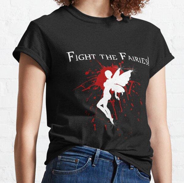 Supernatural Fight the Fairies v2.0 Classic T-Shirt