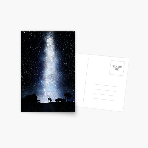 Interstellar  Postcard