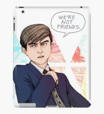 Harry Osborn  (Sassy Version) iPad Case/Skin