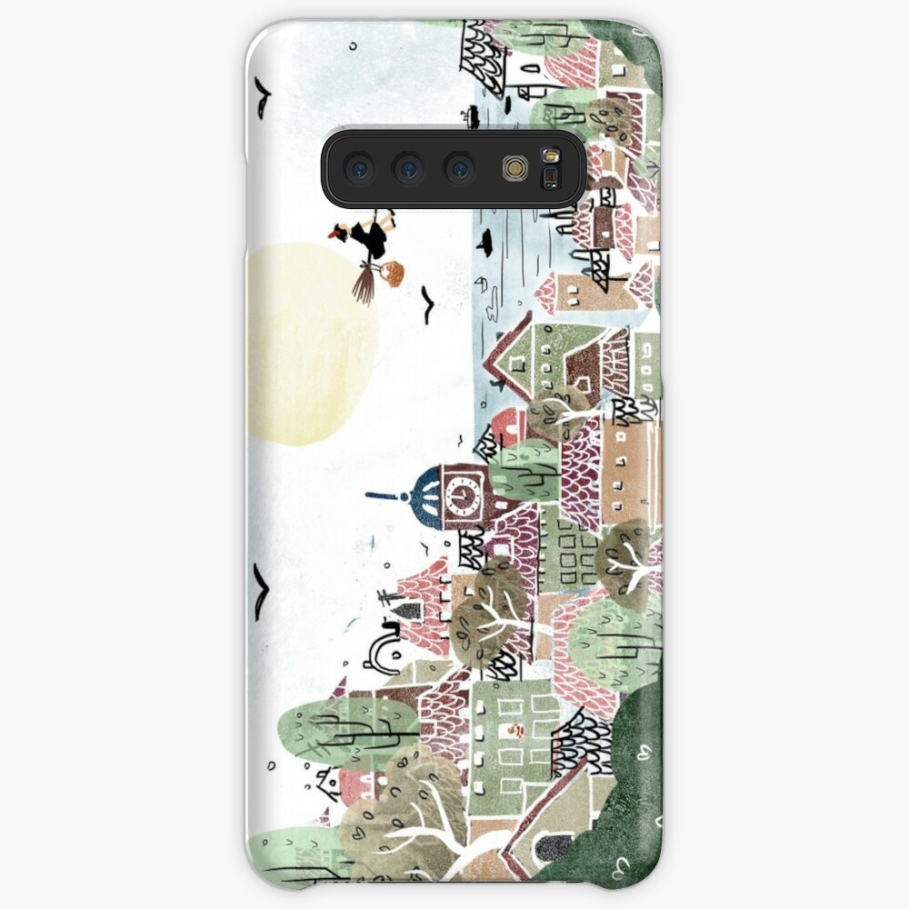 Just Another Delivery Case & Skin for Samsung Galaxy