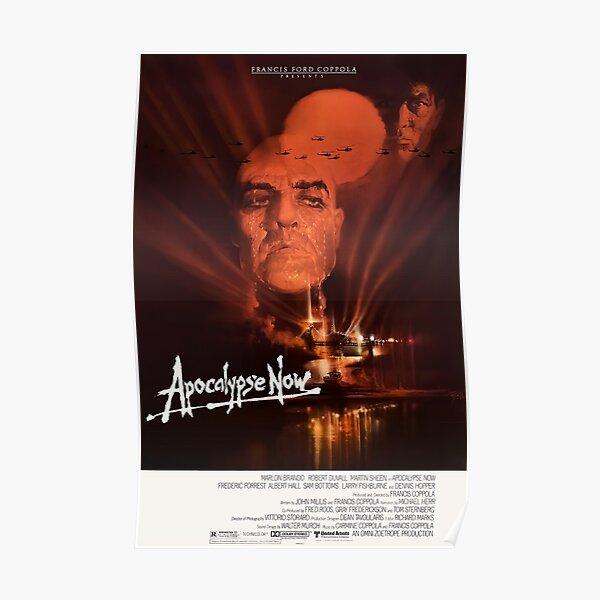 Kurtz - Apocalypse Now 1979 Poster
