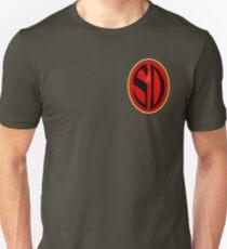 Strontium Dog Badge T-Shirt