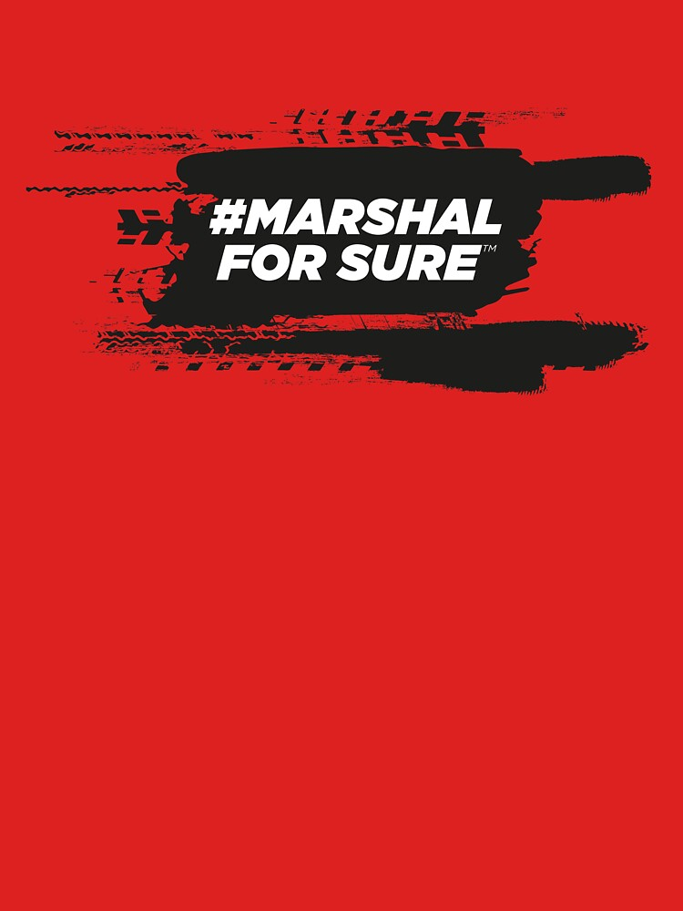 #Marshall For Sure Motorsport T-Shirt by ForSure