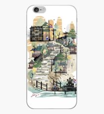 The Girl on Poppy Hill iPhone Case