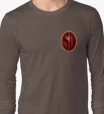Search/Destroy Agency Badge Long Sleeve T-Shirt