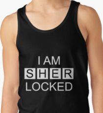 I Am Sherlocked v2.0 Tank Top