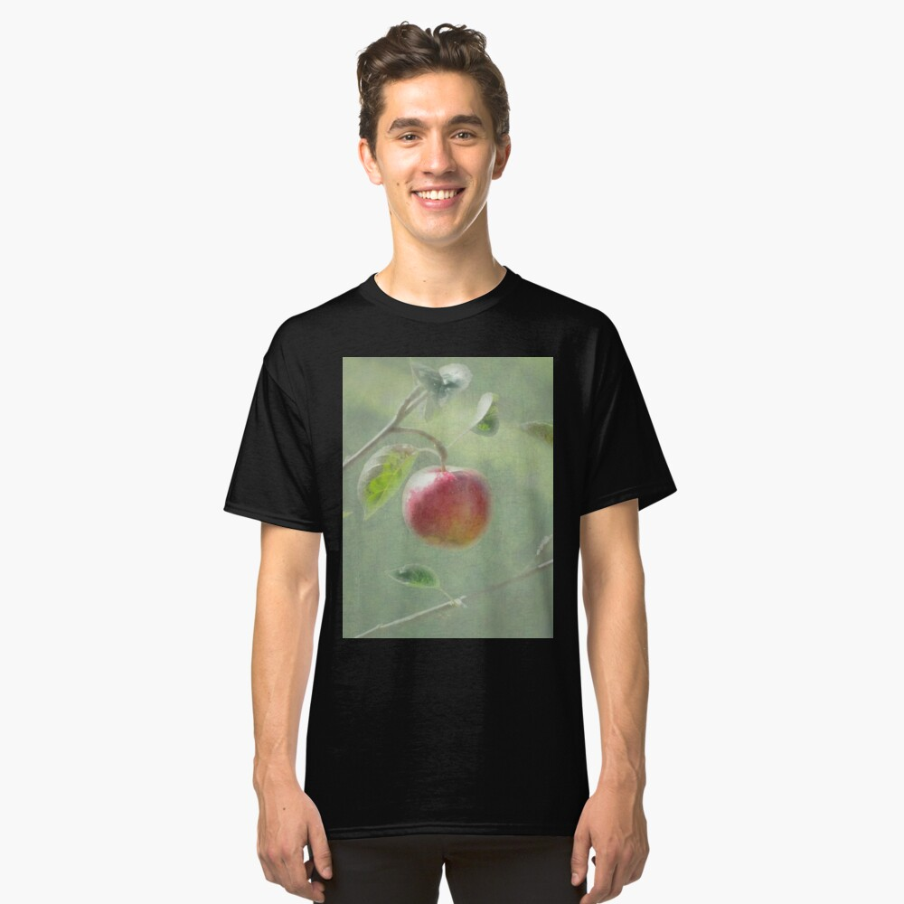 Apple of my Eye. Classic T-Shirt Front