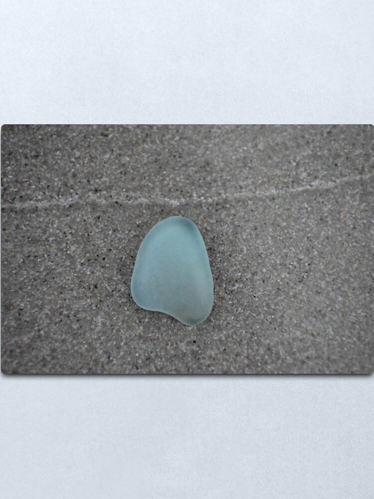 Alternate view of Beach glass 04 Metal Print