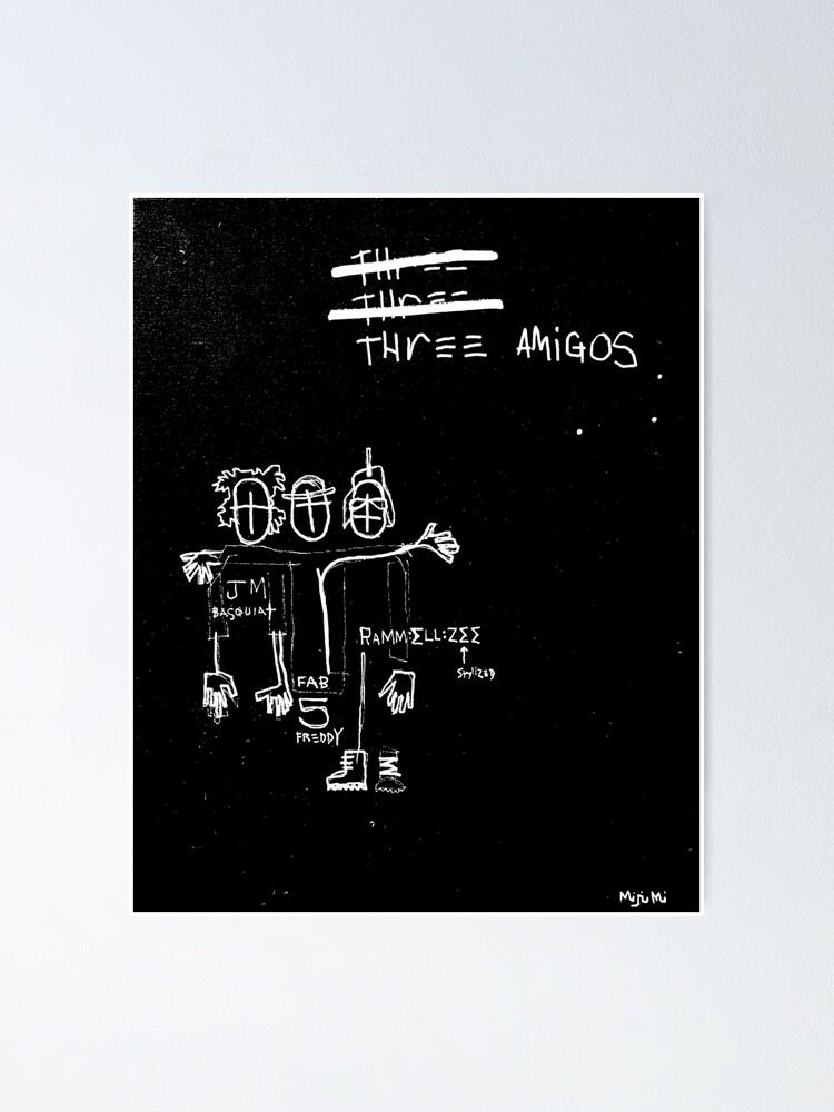Alternate view of Three Amigos Poster