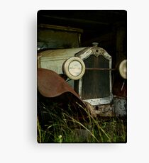 The 'Old Girl'... Canvas Print