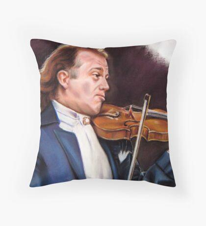 Andre Rieu Throw Pillow