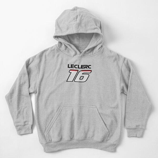 Charles Leclerc - 16 - Scuderia Ferrari Kids Pullover Hoodie