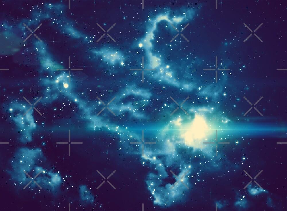 Universe Background 2 by AnnArtshock