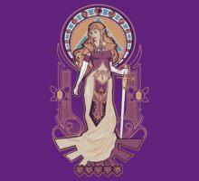 Zelda Nouveau | Unisex T-Shirt