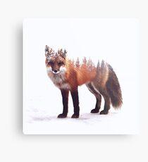 Fuchs Metallbild