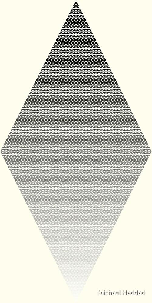 Diamond Gradient by Michael Haddad