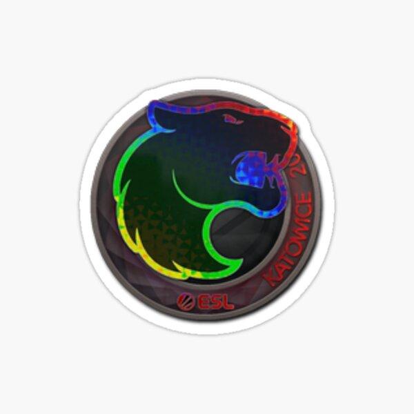 CS:GO FURIA HOLO STICKER Sticker