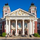 Bulgarian National Theater by Nickolay Stanev