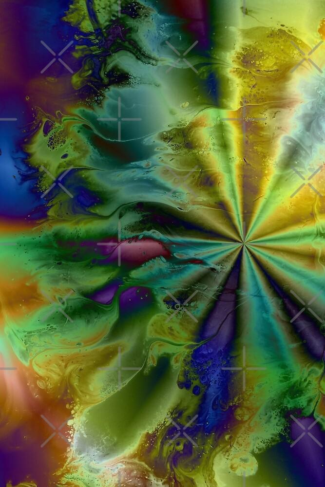 Pulsar: neutron star by Kathryn Andersen