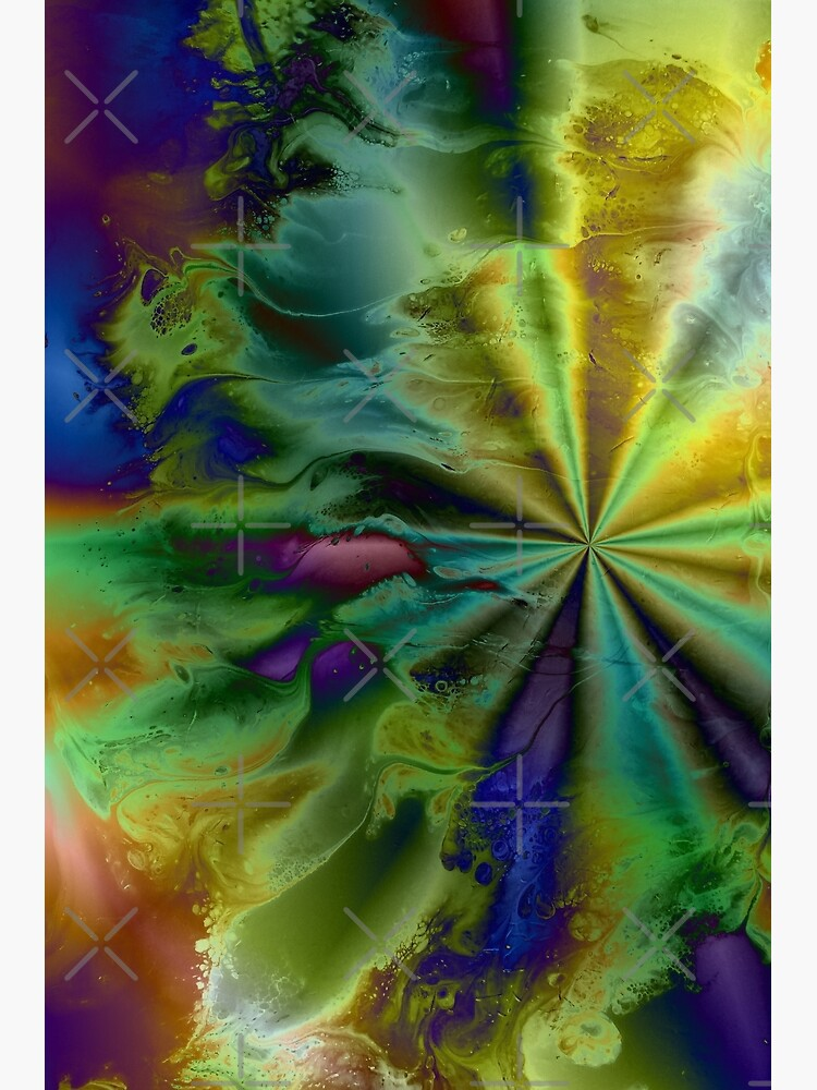 Pulsar: outer space art by kerravonsen