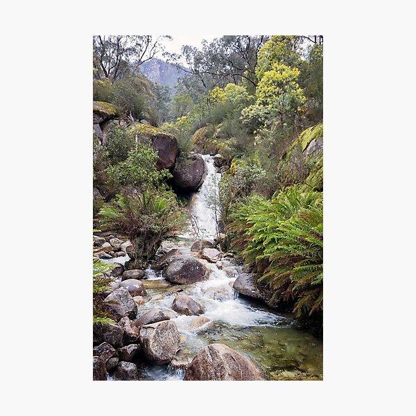 Ladies Bath Falls Photographic Print