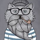 The Fisherman Cat by Ryan Conners