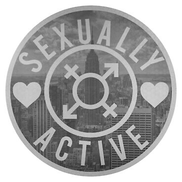 Sexually Active by Lunilight