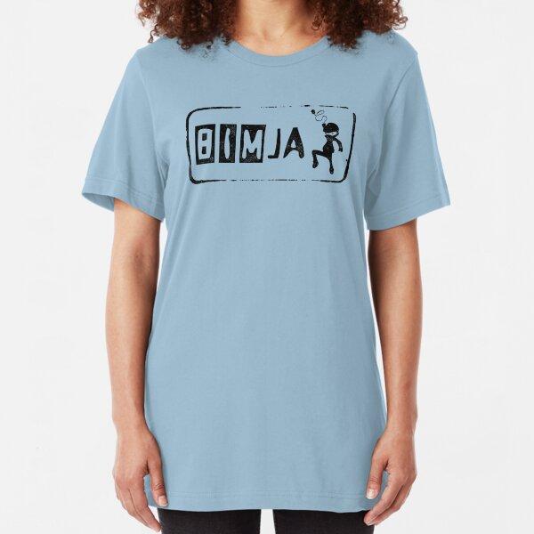 BIMja - The Architectural Ninja Slim Fit T-Shirt