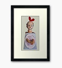 inner child, 2010 Framed Print