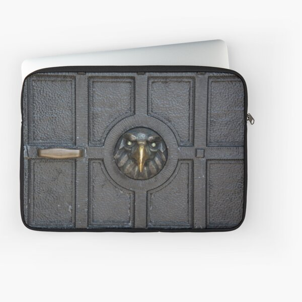Enter if you dare Laptop Sleeve