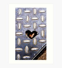 Dirty Love Art Print