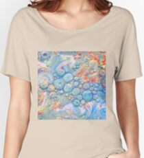 Abstraction #B Relaxed Fit T-Shirt