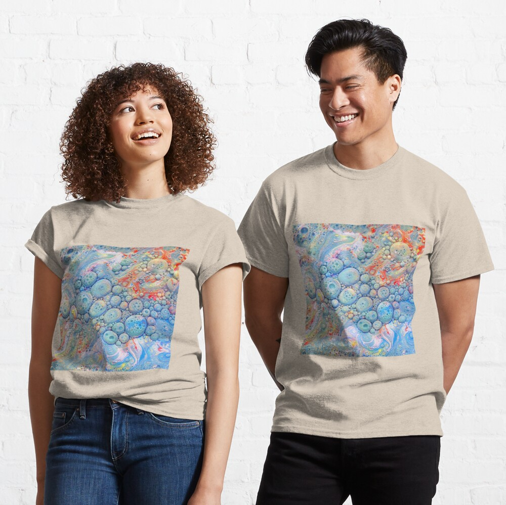 Abstraction #B Neural Networks Classic T-Shirt