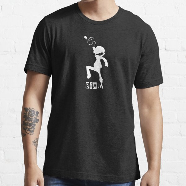 BIMja - The Architectural Ninja (for black shirts) Essential T-Shirt
