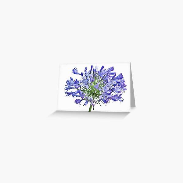 Nebula Explosion Greeting Card