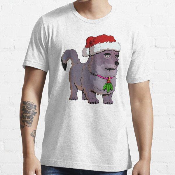 'Anubis: Dog of Death' Christmas Essential T-Shirt