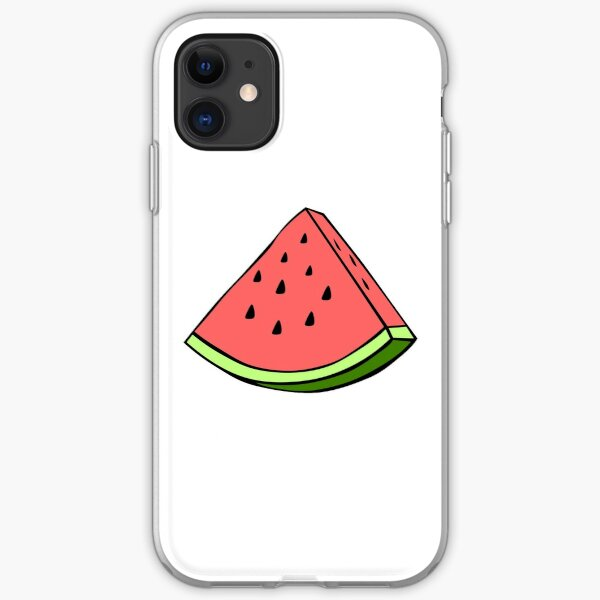 WATERMELON iPhone Soft Case