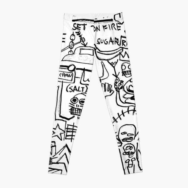 1960 - 1988 BLK Leggings