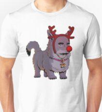 Anubis Christmas Slim Fit T-Shirt