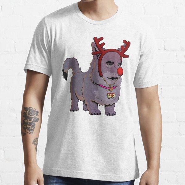 Anubis Christmas Essential T-Shirt