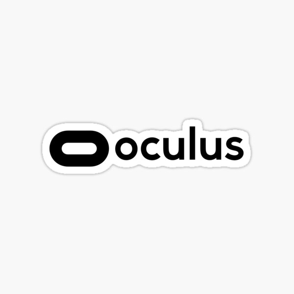 Oculus Sticker