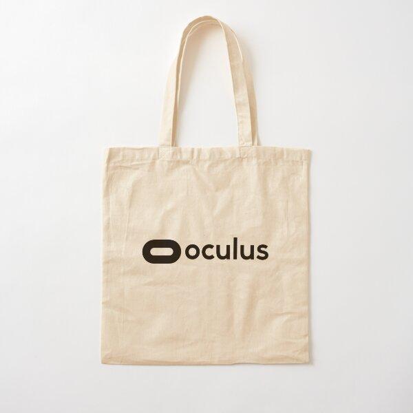 Oculus Cotton Tote Bag