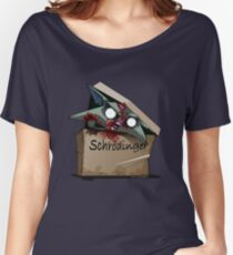 Schrödinger's Cat Solution Women's Relaxed Fit T-Shirt
