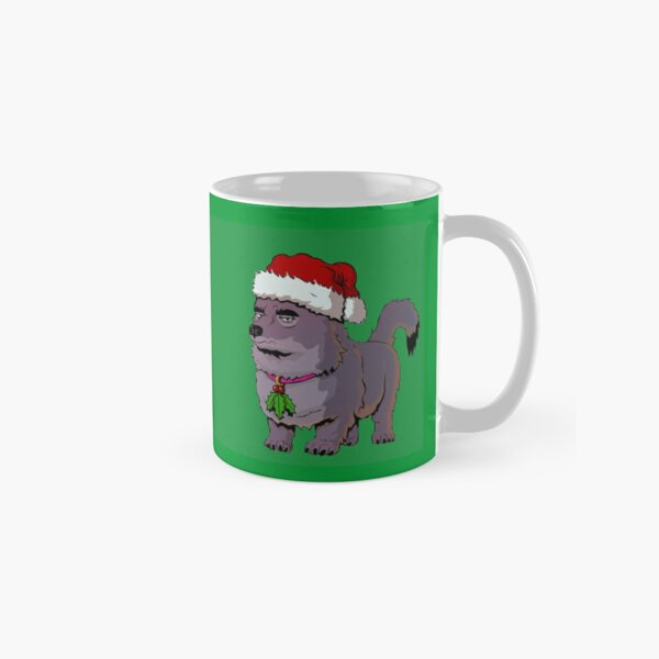 Anubis Christmas Classic Mug