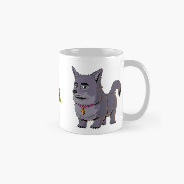 Anubis The Dog Classic Mug