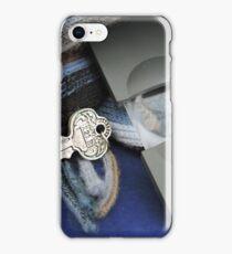 Sherlock Is Home iPhone Case/Skin