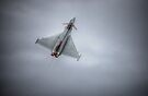 Eurofighter Typhoon Climb by Nigel Bangert