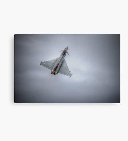 Eurofighter Typhoon Climb Canvas Print